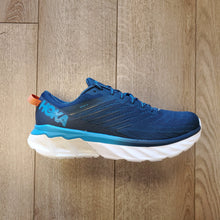Load image into Gallery viewer, Hoka ONE ONE Men's Arahi 4 - Majolica Blue/Dresden Blue