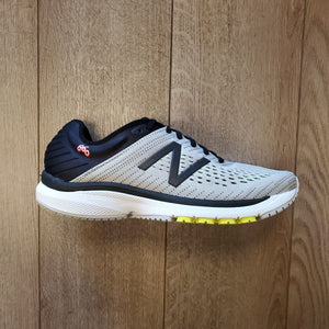 New Balance Men's 860 V10 - Rain Cloud with Ginger Pink