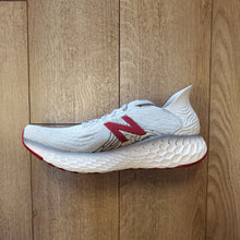 Load image into Gallery viewer, New Balance Men's Fresh Foam 1080 V10 - Summer Fog with Neo Crimson & White