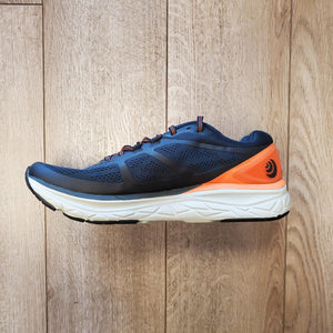 Topo Athletic Men's Phantom - Navy/Orange