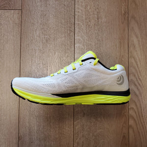 Topo Athletic Men's Fli-Lyte 3 - Silver/Lime