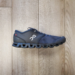 On Running Men's Cloud X - Black/Asphalt