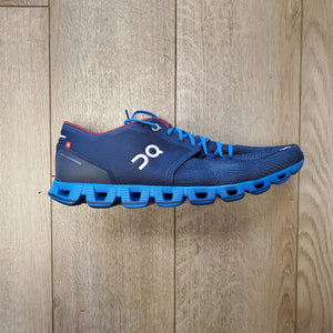 On Running Men's Cloud X - Midnight/Cobalt