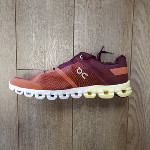 On Running Men's CloudFlow 2 - Rust/Limelight