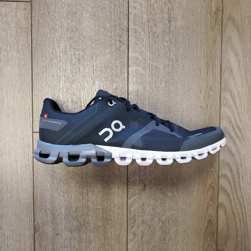 On Running Men's CloudFlow 2 - Black/Asphalt
