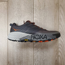 Load image into Gallery viewer, Hoka ONE ONE Men's Speedgoat 4 - Dark Gull Grey/Anthracite