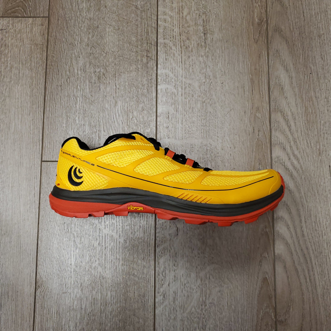 Topo Athletic Men's Terraventure 2 - Yellow/Black
