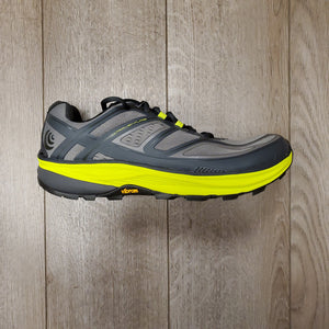Topo Athletic Men's Ultraventure - Grey/Green