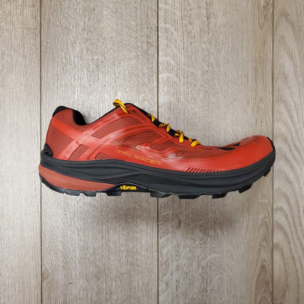 Topo Athletic Men's MTN Racer - Red/Orange