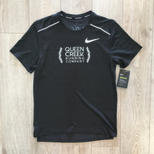 Load image into Gallery viewer, QCRC Nike Tech Tee - Black