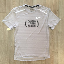 Load image into Gallery viewer, QCRC Nike Tech Tee - Grey