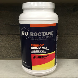 GU Roctane Ultra Endurance Energy Drink Mix 55 oz - Lemon Berry