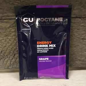 GU Roctane Ultra Endurance Energy Drink Mix Single Serving - Grape