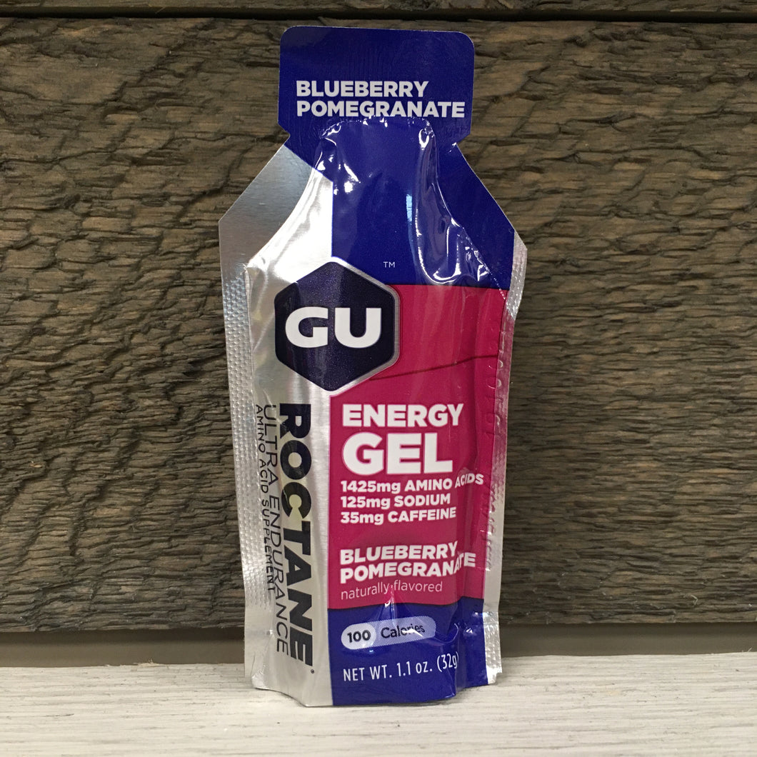 GU Roctane Energy Gel - Blueberry Pomegranate