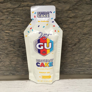 GU Energy Gel - Birthday Cake