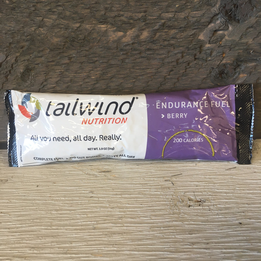 Tailwind Nutrition Endurance Fuel Stick Pack - Berry