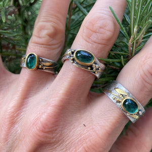 Botany Series Tourmaline Ring