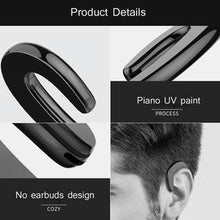 Load image into Gallery viewer, Harith'sFashion™ 🥇Bone Conduction Earhook Wireless Bluetooth Earphone🥇