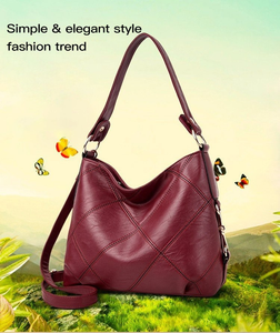 OldSchool™ Soft Leather Bag