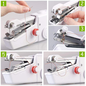 OldSchool™ Portable Mini Sewing Machine