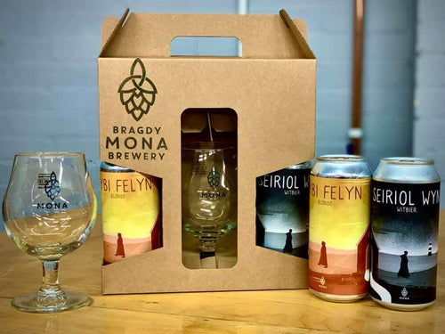 Bragdy Mona Gift Pack @ Hand Picked by Llanfairpwll Distillery