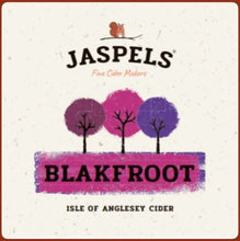 Load image into Gallery viewer, Jaspels Cider Blakfroot Welsh Alcohol