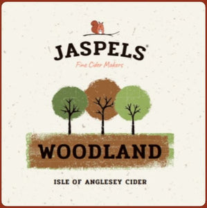 Jaspels Cider Woodland Welsh Alcohol