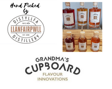 Load image into Gallery viewer, Grandmas Cupboard Liqueurs Welsh Alcohol