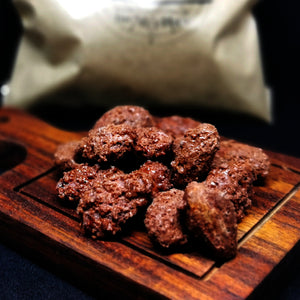 Roasted Caramelised Almonds