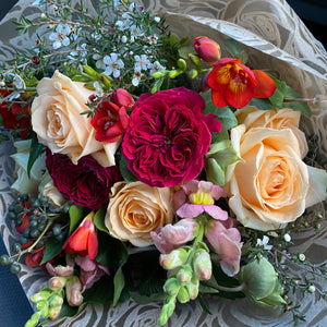 Fresh and Pretty Flower Bouquet
