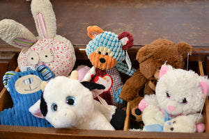 Soft toys for all occasions