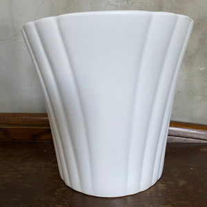 Art Deco Plant Pot