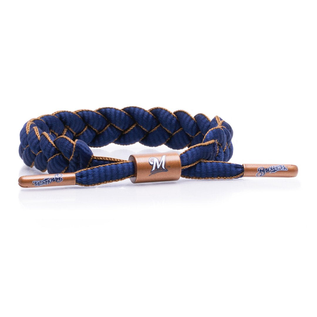 Rastaclat Milwaukee Brewers Bracelet