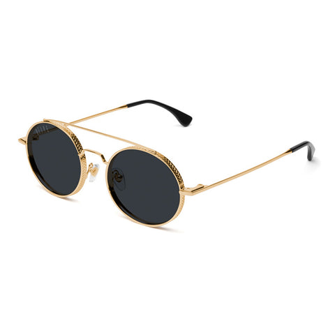 9Five 50-50 24K Gold Sunglasses