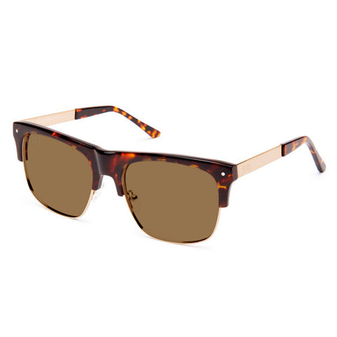 9Five Js Tortoise Sunglasses