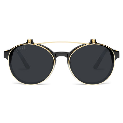 Spitfire Lennon Flip Orange Sunglasses