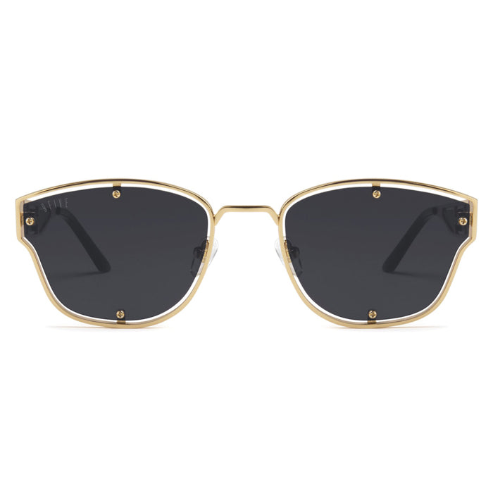 9Five Orion 24K Gold Sunglasses