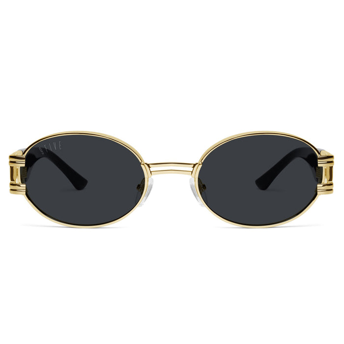 9Five St. James 24K Gold Sunglasses