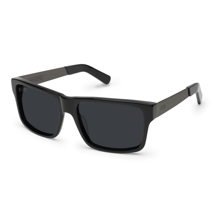 9Five Caps LX Gunmetal Sunglasses