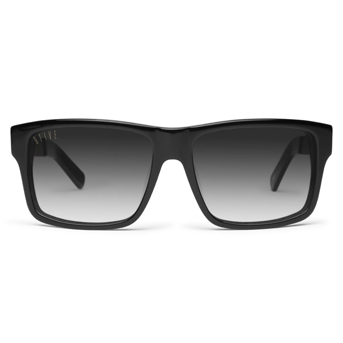 9Five Caps LX Gunmetal Gradient Sunglasses