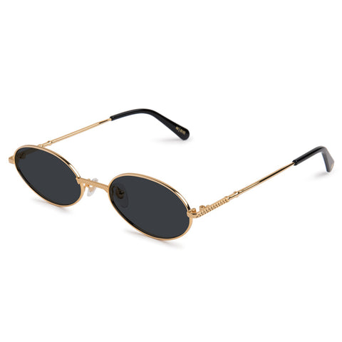 "9Five ""40"" 24K Gold Sunglasses"