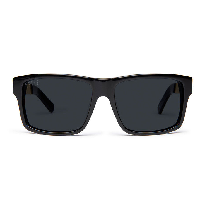 9Five Caps LX Black 24K Gold Sunglasses