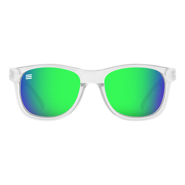 Blenders Natty Ice Lime M Class Sunglasses