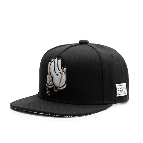 Cayler & Sons Dabbin Distressed Snapback