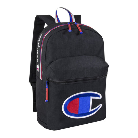 Champion Supersize Black Backpack