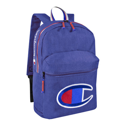Champion Supersize Blue Backpack
