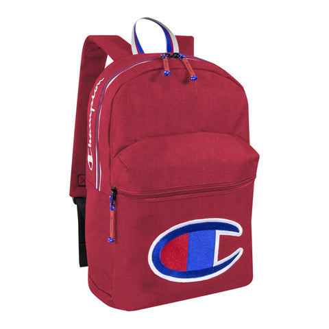 Champion Supersize Red Backpack