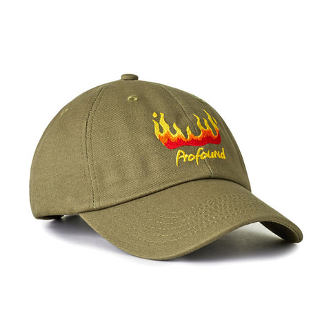Profound Co. Burning Flame Hat