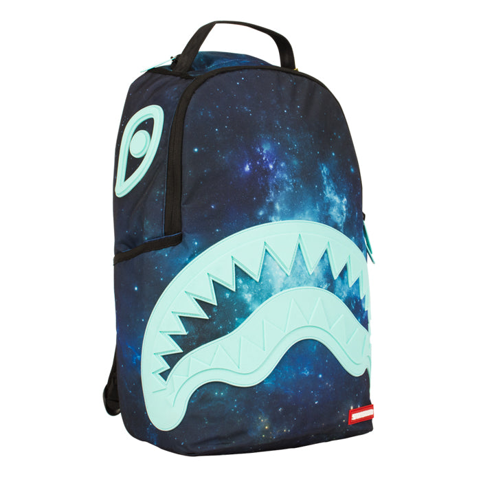 Sprayground Tiff Galaxy Shark Backpack