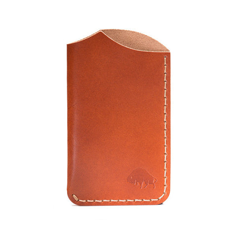 Bison Made No. 1 Cognac Wallet